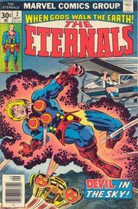The Eternals #3 (1976)