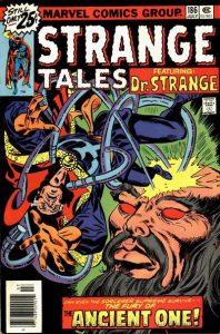 Strange Tales #186 (1976)