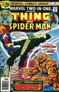Marvel Two-In-One #17 (1976)