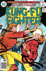 Richard Dragon, Kung-Fu Fighter #12 (1976)