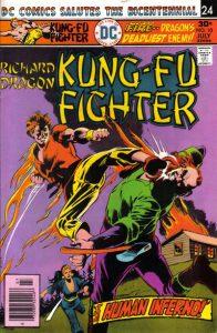 Richard Dragon, Kung-Fu Fighter #10 (1976)