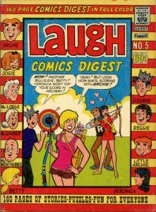 Laugh Comics Digest #5 (1976)