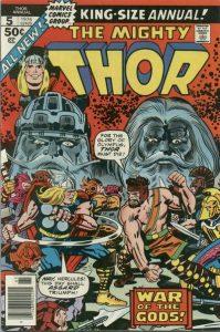 Thor Annual #5 (1976)