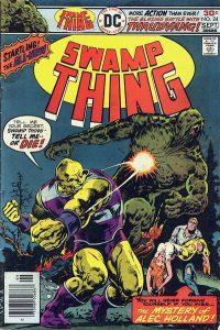 Swamp Thing #24 (1976)