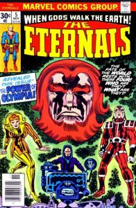 The Eternals #5 (1976)