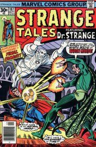 Strange Tales #187 (1976)