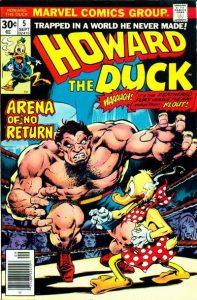Howard the Duck #5 (1976)