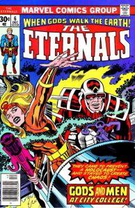 The Eternals #6 (1976)