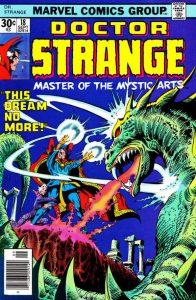 Doctor Strange #18 (1976)
