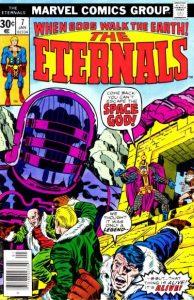The Eternals #7 (1976)