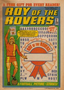 Roy of the Rovers #2 (1976)