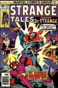 Strange Tales #188 (1976)