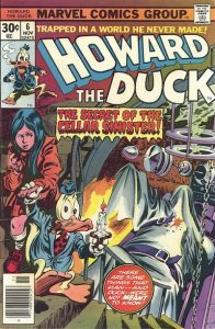 Howard the Duck #6 (1976)