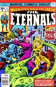 The Eternals #8 (1976)