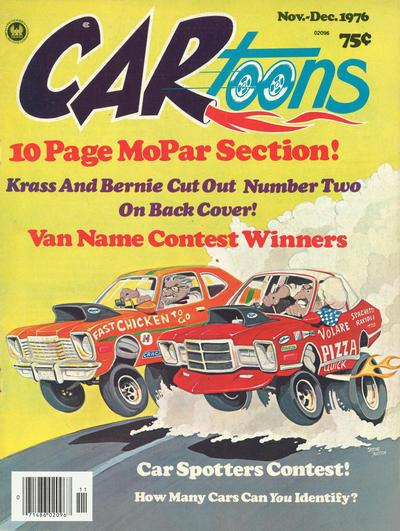 CARtoons #[94] (1976)