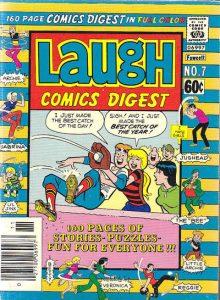 Laugh Comics Digest #7 (1976)
