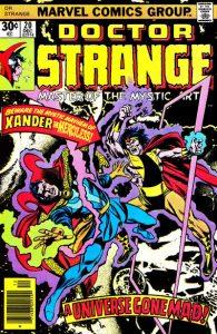 Doctor Strange #20 (1976)