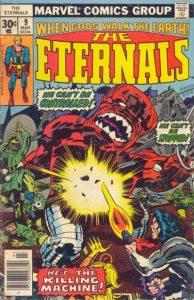 The Eternals #9 (1976)