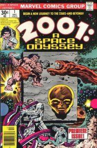 2001: A Space Odyssey #1 (1976)