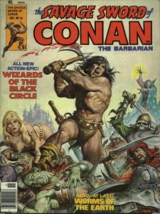 The Savage Sword of Conan #16 (1976)