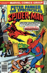 The Spectacular Spider-Man #1 (1976)