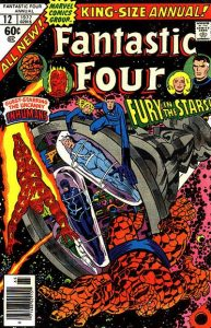 Fantastic Four Annual #12 (1977)
