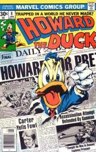 Howard the Duck #8 (1977)