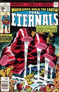 The Eternals #10 (1977)