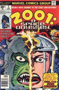 2001: A Space Odyssey #2 (1977)