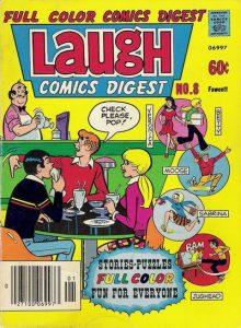 Laugh Comics Digest #8 (1977)