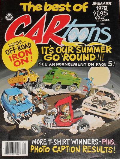 Best of CARtoons #3 (1977)