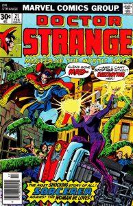 Doctor Strange #21 (1977)