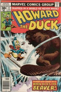 Howard the Duck #9 (1977)