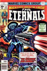 The Eternals #11 (1977)