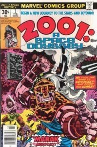 2001: A Space Odyssey #3 (1977)