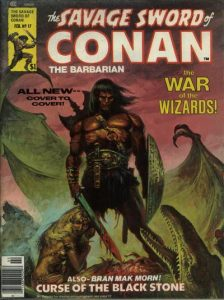 The Savage Sword of Conan #17 (1977)