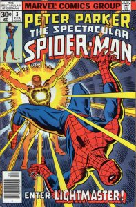 The Spectacular Spider-Man #3 (1977)