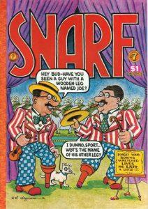 Snarf #7 (1977)