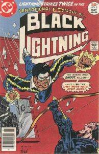 Black Lightning #2 (1977)