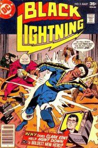 Black Lightning #3 (1977)