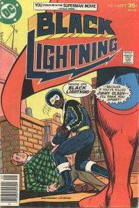 Black Lightning #4 (1977)