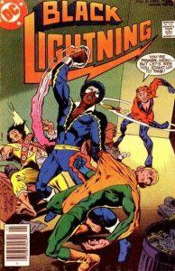 Black Lightning #6 (1978)