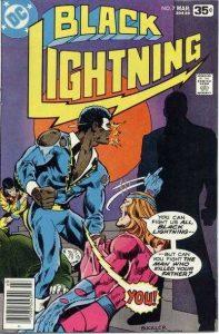 Black Lightning #7 (1978)