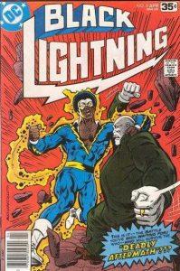 Black Lightning #8 (1978)