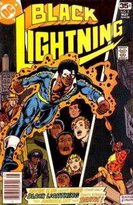 Black Lightning #9 (1978)