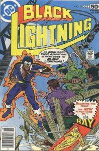 Black Lightning #11 (1978)