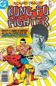 Richard Dragon, Kung-Fu Fighter #14 (1977)