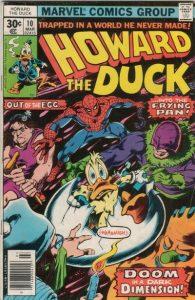 Howard the Duck #10 (1977)