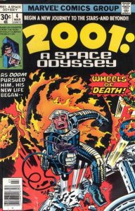 2001: A Space Odyssey #4 (1977)