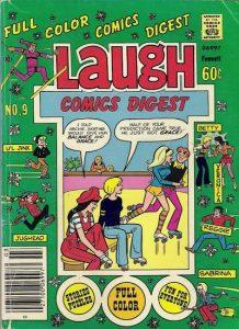 Laugh Comics Digest #9 (1977)